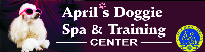 Aprils Doggie Spa and Training Center